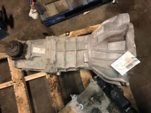 Manual Transmission 2004 2012 04 12 Gmc Canyon 5 Speed 4x4 4wd 147k Tested
