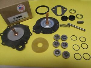 1951 1952 1953 Pontiac Chieftain 9630 9640 Modern Ethanol Fuel Pump Rebuild Kit