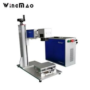 Factory Direct Sale Fiber Laser Marker 30w For Automotive