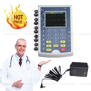 Ms400 Touch Patient Simulator Ecg Res Temp Ibp Simulate Patient Monitor Tester