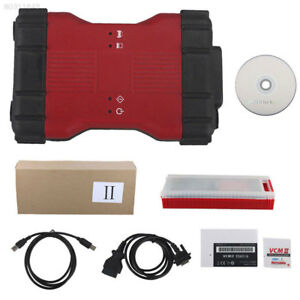 224b Vcm2 2 In 1 Interface Auto Diagnostic Tool For Ford mazda Ids V106