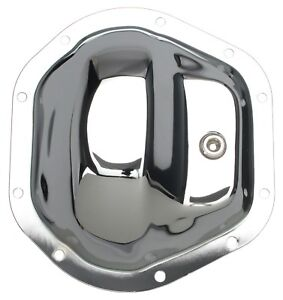 Trans dapt Performance Products 8782 Chrome Complete Differential Cover Kit