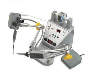 Automatic Tin Feeding Soldering Machine Tin Soldering Iron Station Welder 220v