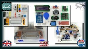 Arduino Rfid Learning Starter Kit Set Uno R3 Upgraded Version Learning Suite