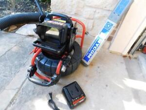 Ridgid Compact2 Color Sewer Inspection Video Camera Seesnake Cs6 Pak