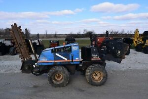 1999 Ditch Witch 410sx Trencher Cable Plow Bore Attachment Vermeer
