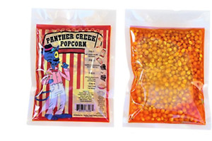 Panther Creek Movie Theater Buttery Popcorn Kits 25 Pre measured 1 step 6 Oz