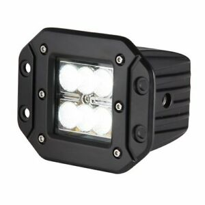 Utility Light Waterproof Driving Night 3 Inch Led Light Cubes With Bezel