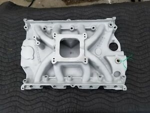 Ford Offenhauser 428 Fe Aluminum Port A Sonic Intake Manifold 6147 Fits 390 428