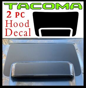 2016 2020 Toyota Tacoma Trd Sport Hood Decal And Scoop Decal