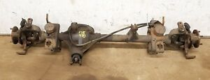 Jeep Wrangler Tj Dana 30 Front Differential Axle 4 10 Ratio Non Abs 97 06 97e