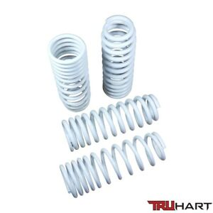 Truhart Lowering Springs 2013 Honda Accord