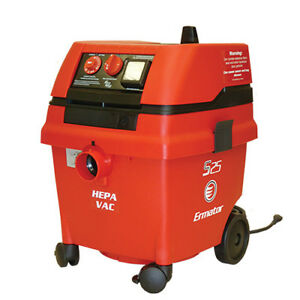 S25 Wet dry Hepa Vacuum With Power Tool Outlet