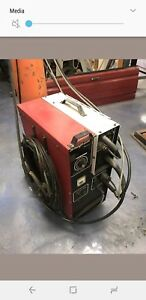 For Sale Is A Good Condition Snap On Mig Welder With The Tig Torch Setup As