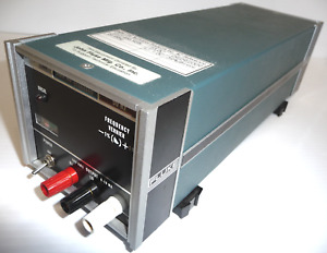 Working Fluke 510a Ac Frequency Reference Standard 50hz W 2009 Calibration Label