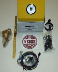 Autometer Shift Indicator Gauge 1360 Street Hot Rod Whit 2 1 16 Inch