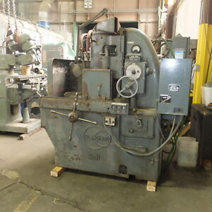 16 Blanchard Rotary Surface Grinder Model 11 16 Great Chuck Life