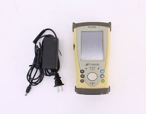 Topcon Fc 250 Data Collector W Pocket 3d Software Version 11 3