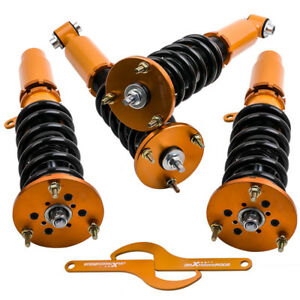 Coilovers Suspension Kits For Bmw 5 Series E60 Sedan 2004 2010 Golden