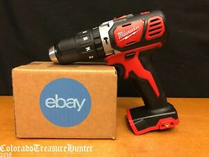 Milwaukee 2607 20 M18 1 2 Compact Hammer Drill Tool Only