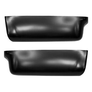 1973 1987 Chevy Gmc Pickup Truck 8 0 Rear Lower Bed Panel Set L R Side