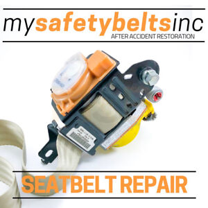 Honda Element Seat Belt Repair