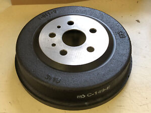 1957 1958 Ford Thunderbird New Rear Brake Drums