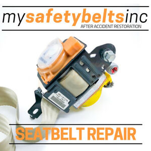 Scion Xb Seat Belt Repair
