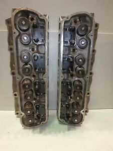 Ford Sbf 289 302 5 0 Aluminum Cylinder Heads