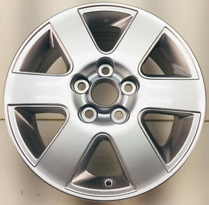 New 16 Alloy Wheel Rim For 2004 2010 Toyota Sienna All Painted Silver 69444