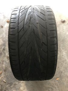 305 25 22 General Exclaim Uhp Used Tire