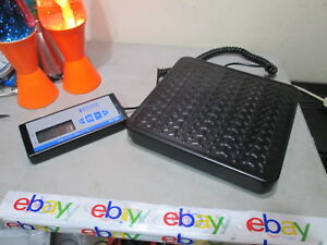 Accurate Working Salter Brecknell 2 piece 150 Lb Capacity Scale