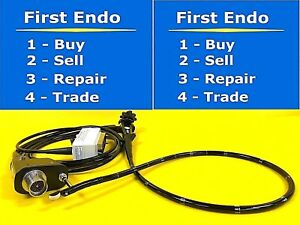 Pentax Eg 3870utk Ultrasound Gastroscope Endoscope Endoscopy 321 s1