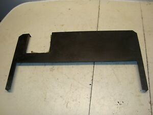 Massey Ferguson 1155 Tractor Upper Radiator Shield Support