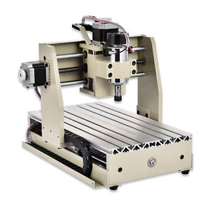 4 Axis Router Engraver 3d Engraving Drilling Milling Machine 300w 3020 Tools