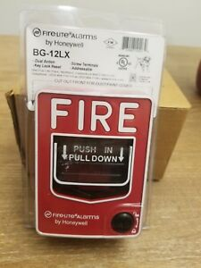 Fire Lite Bg 12lx new