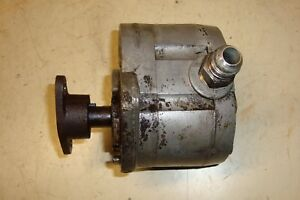 1955 Ford 860 Tractor Webster Front Loader Hydraulic Pump 600 800