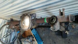 8 8 Housing Ford Mustang Gt Mach 1 99 04 Rear End Axle Housing Oem Used