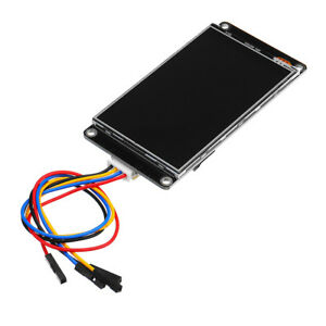 Enhanced Nx4024k032 3 2 Inch Hmi Intelligent Smart Usart Uart Serial Touch Tft L