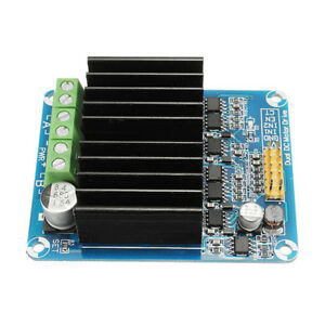 50a Dual channel H Bridge Motor Driver Module For Arduino Robot Chassis Servo
