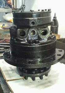 Caterpillar Drive Motor For 247 257b 267 277 Single Speed Or 2speed