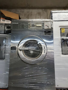 Coin op Huebsch Commercial Washer 30 Lb 208 240 3 Phase Timer Control