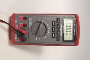 Snap On Tools Eedm504d Auto Ranging Digital Multimeter W Leads Testing Meter