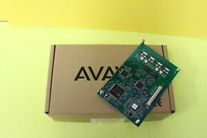 Avaya Ip Office 500 Dual Pri 2uni Pcs02 105 2 Dgtal Trunk Daughter Card 70041462
