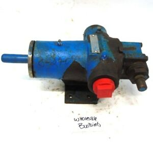Viking Heavy Duty Pump Hl4195 1 1 2 Ports 30gpm 1800rpm