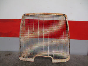 Allis Chalmers D15 Tractor Front Grill Screen
