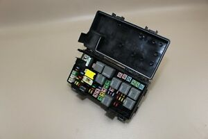 09 2009 Dodge Grand Caravan Journey T c Fuse Box Tipm Power Module 04692302ab