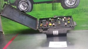 2006 Dodge Ram 1500 2500 Tipm 56049888al Totally Integrated Power Module