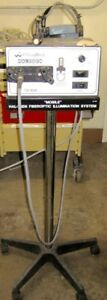 Pilling Weck Mobile Light Source With Head Light Good Condition Guaranteed