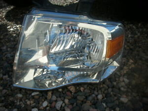 2007 2014 Ford Expedition Headlight Oem Lh Driver Left Side